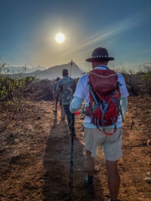 great-walk-africa-first-day