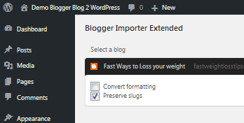 How to Migrate from Blogger Blog to WordPress_startimport13