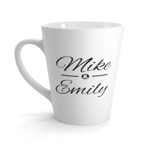 Custom Name Coffee Mug