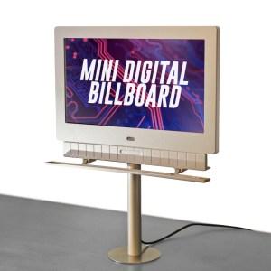 Mini Digital Billboard
