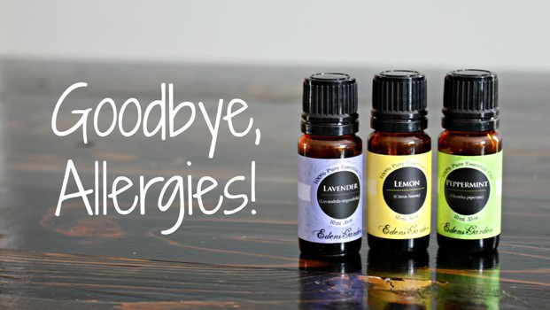 How to Use Essential Oils to Treat Allergies