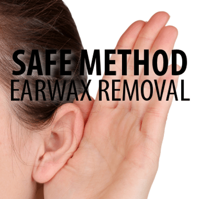 Removing Ear Wax