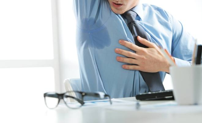 Excessive Armpit Sweat