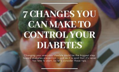 Control Your Diabetes