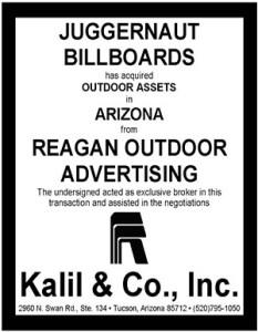 Reagan Otr Juggernaut Billboards - Billboard Insider