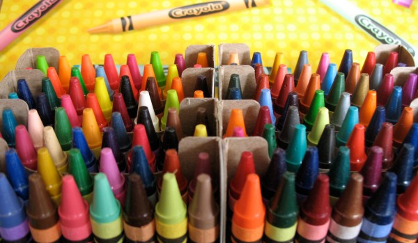 Crayons Color Books & Conspiracy Theories Bill Boggs