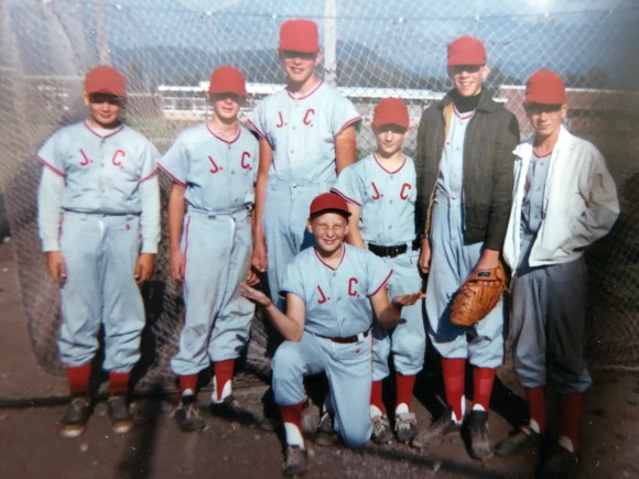 Enumclaw Little League Baseball 1966