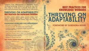 Image of the Thriving on Adaptability book cover
