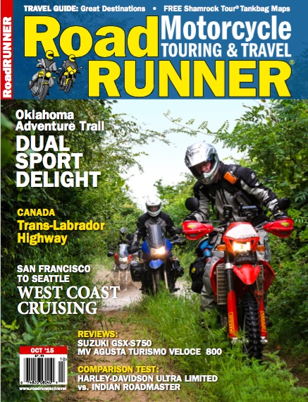 Road Runner Cover October 15