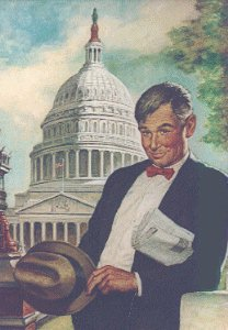 America Needs You, Will Rogers
