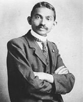 Gandhi In South Africa