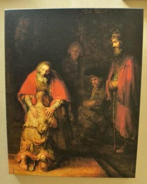 Rembrandt: Das Gleichnis vom verlorenen Sohn