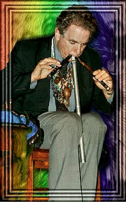 Larry Keenan photo David Amram