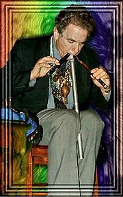 Larry Keenan photo David Amram