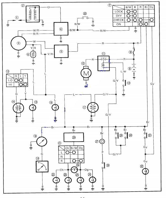related with yamaha jog cdi wiring diagram
