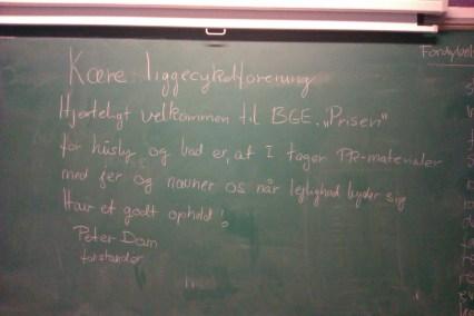 Bråskovgård efterskole Tak for ophold