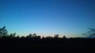 Flot himmel