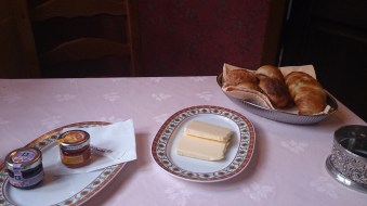 Fransk morgenmad Le Bois Dore