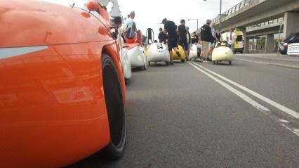 Klar til Copenhagen Street Race