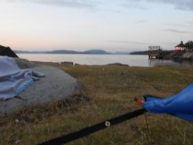 Klokken 04.00 Ramton camp 2