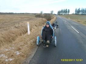 Kold cykeltur med Steffen (1)