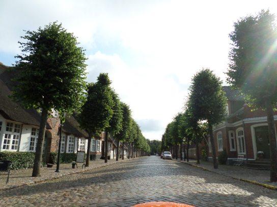 Møgeltønder Hovedgaden