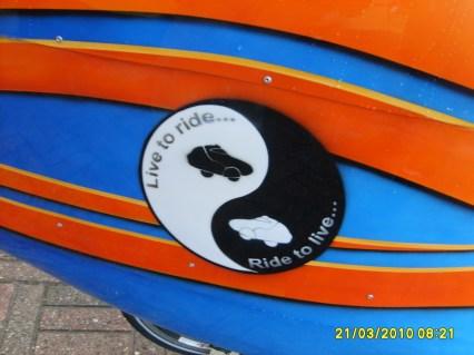 Mit Logo på Leitra
