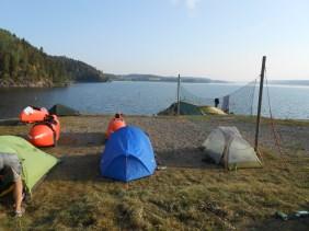 Morgen Glennetangen Camping