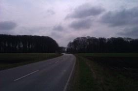 På vej mod Stidsholt Efterskole