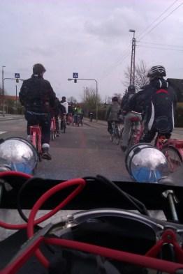 Tour De Future Parade i Horsens
