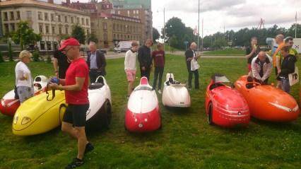 Göteborg cykelkulturkalas klar til turen til Marstrand (3)