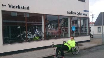 Hos Mollers Cykelshop 1-7-2016