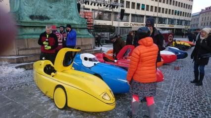 Göteborg velomobil parade (2) - Kopi