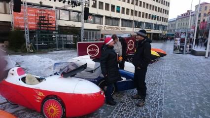 Göteborg velomobil parade (4) - Kopi