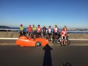 Alle på Broen ved Brest