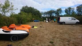 Utne Camping