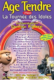 Age Tendre Et Tête De Bois : tendre, tête, Tendre, Tête, Zenith, D'Amiens, BilletReduc.com