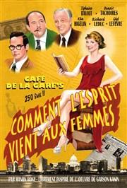 Comment L'esprit Vient Aux Femmes : comment, l'esprit, vient, femmes, Comment, L'esprit, Vient, Femmes, Café, BilletReduc.com