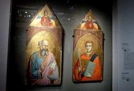 Saint Jean et Saint Laurent - Giotto