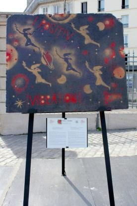 Heinz J. Kuzdas (Allemagne) «Positive vibration» Amazones de la galaxie, nées sous l'oeil du peintre photographe. Elles émettent en nous terriens, les messages de paix qu'il a vécus»