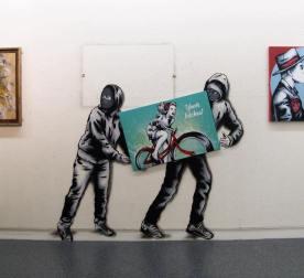 Art Thieves – City Museum, Gloucester