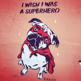 I Wish I Was A Superhero - Londres