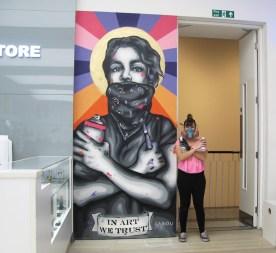 In Art We Trust - Londres