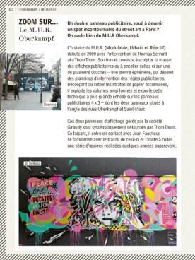 Guide street art à Paris