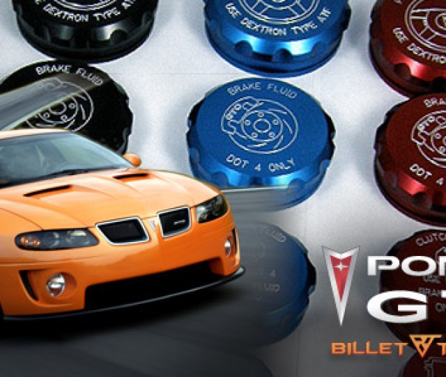 2004 2006 Gto Parts From Billet Technology