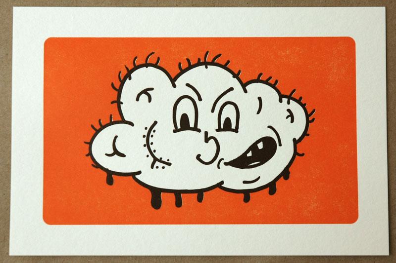 My design - Scrappy Cloud