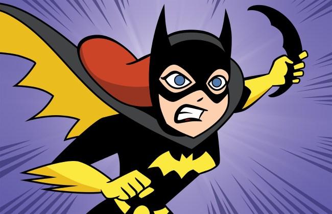 Batgirl!
