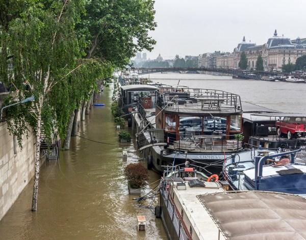 Paris Flood 2016 Passages
