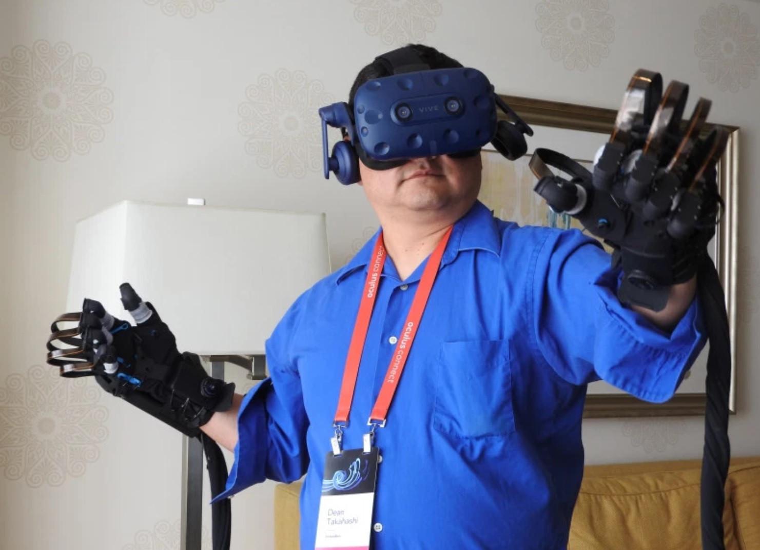 Dean Conquering VR