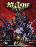 Dark Soul Sourcebook (Mutant Chronicles 3e)